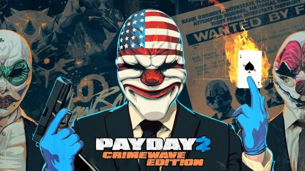 Трейлер PAYDAY 2 Crimewave Edition для PS4 и Xbox One PayDay 2: Election Day